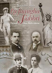 Antondemarirreguera.es La famiglia Fabbri. Firenze-New York e ritorno Image