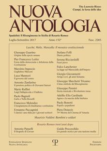 Lpgcsostenible.es Nuova antologia (2017). Vol. 3: Luglio-Settembre. Image