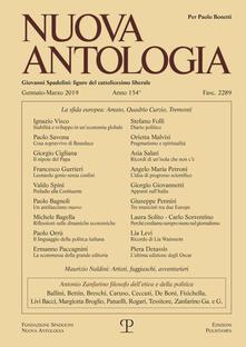 Ristorantezintonio.it Nuova antologia (2019). Vol. 1: Gennaio-Marzo. Image