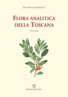 Antondemarirreguera.es Flora analitica della Toscana. Vol. 6 Image
