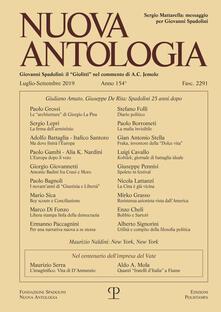 Osteriacasadimare.it Nuova antologia (2019). Vol. 3: Luglio-Settembre. Image