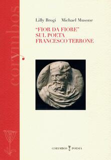 Winniearcher.com «Fior da fiore» sul poeta Francesco Terrone Image