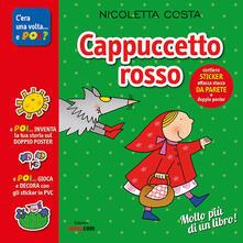 Charun.it Cappuccetto Rosso. Con adesivi. Con poster. Ediz. illustrata Image