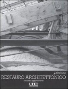 Trattato di restauro architettonico. Secondo aggiornamento. Vol. 10: Grandi temi del restauro.