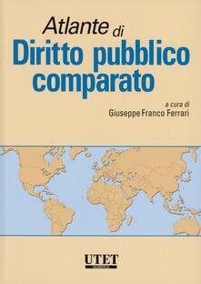 Librisulrazzismo.it Atlante di diritto pubblico comparato Image