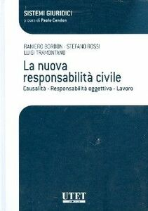 La nuova responsabilità civile. Casualità. Responsabilità oggettiva. Lavoro