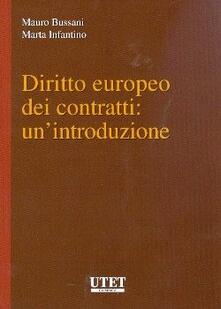 Antondemarirreguera.es Diritto europeo dei contratti: un'introduzione Image
