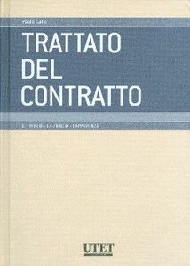 Trattato del contratto