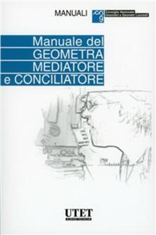 Ristorantezintonio.it Manuale geometra mediatore e conciliatore Image