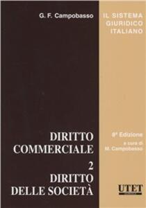 Diritto commerciale. Vol. 2: Diritto delle società.