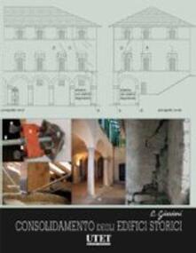 Nicocaradonna.it Consolidamento degli edifici storici. Con DVD Image