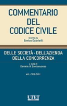 Voluntariadobaleares2014.es Commentario del Codice civile. Delle società, dell'azienda, della concorrenza. Vol. 2: Artt. 2379-2451. Image