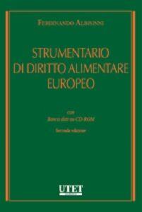 Strumentario di diritto alimentare europeo