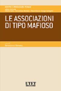 Le associazioni di tipo mafioso