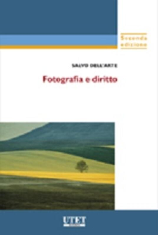 Fotografia e diritto - Salvo Dell'Arte - copertina