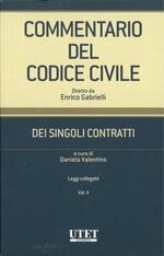 Commentario del Codice civile. Dei singoli contratti. Vol. 2