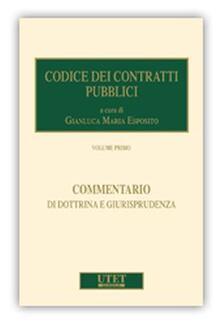 Commentario di dottrina e giurisprudenza. Vol. 1-2 - copertina