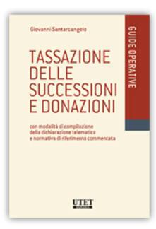 Ristorantezintonio.it Tassazione delle successioni e donazioni Image