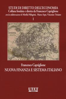Criticalwinenotav.it Nuova finanza e sistema italiano Image