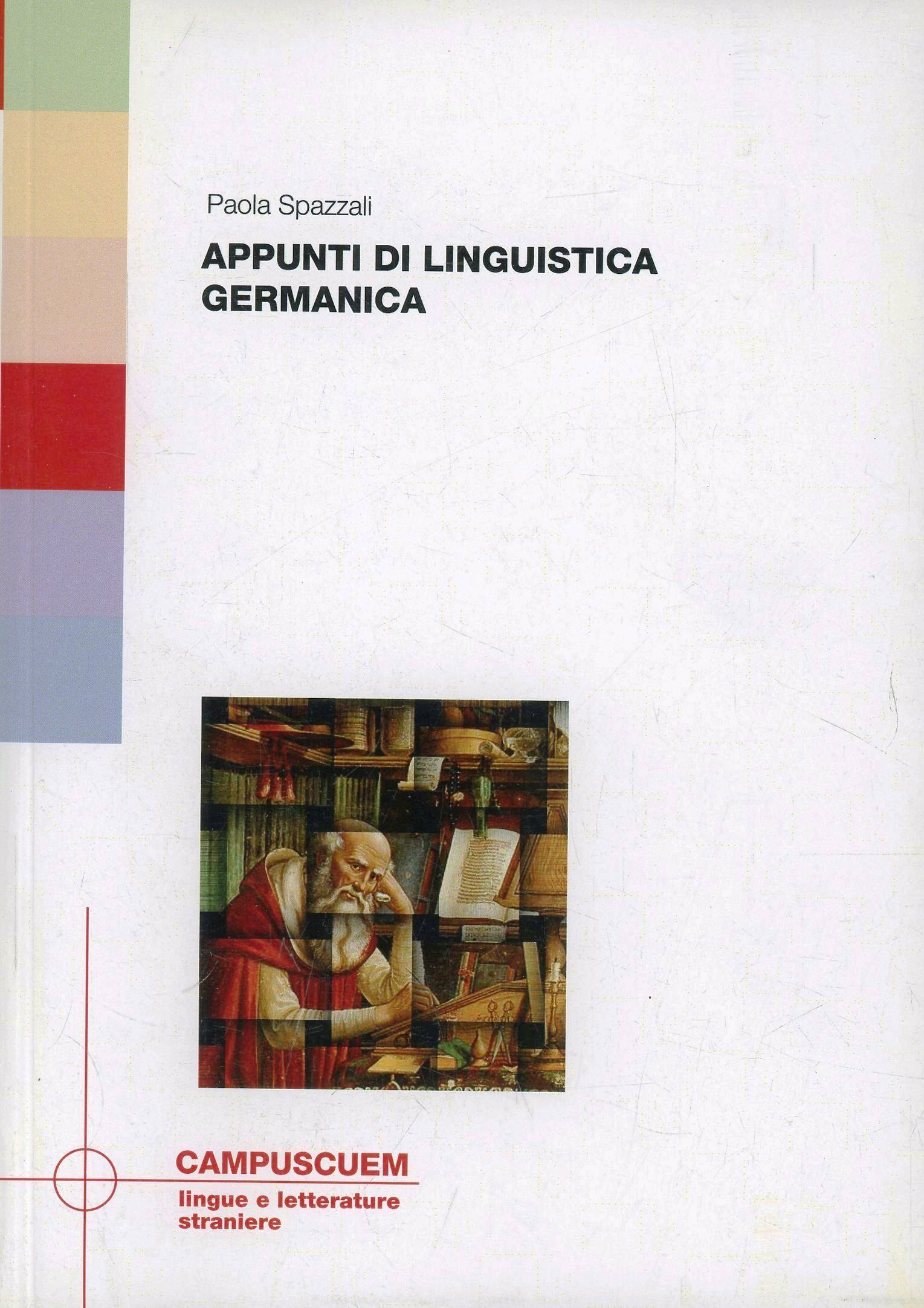 Appunti di linguistica germanica