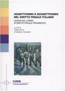 Aboutschuster.de Oggettivismo e soggettivismo nel diritto penale italiano Image