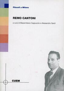 Remo Cantoni