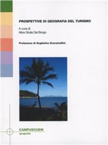 Prospettive di geografia del turismo