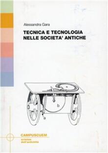 Osteriacasadimare.it Tecnologia e tecnica nelle società antiche Image