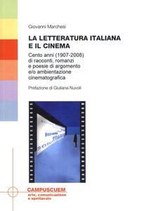 La letteratura italiana e il cinema