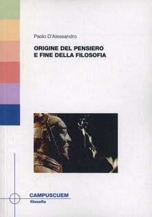 Origine del pensiero e fine della filosofia.pdf