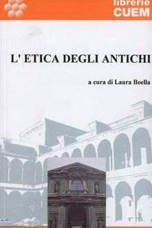 Ristorantezintonio.it L' etica degli antichi Image