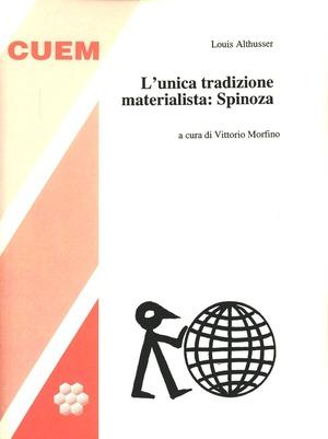 L' unica tradizione materialista: Spinoza