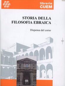 Storia della filosofia ebraica. Il problema della giustizia divina nella tradizione biblica, talmudica e medievale.pdf
