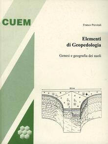 Elementi di geopedologia. Genesi e geografia dei suoli.pdf
