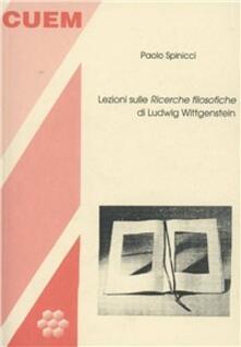 Steamcon.it Lezioni sulle «ricerche filosofiche» di Ludwig Wittgenstein Image