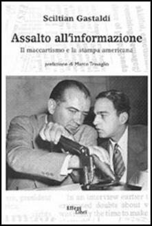Antondemarirreguera.es Assalto all'informazione. Il maccartismo e la stampa americana Image