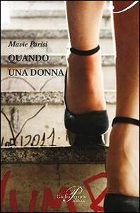 Quando una donna - Mavie Parisi - copertina