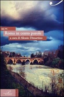 Roma in cento parole - copertina