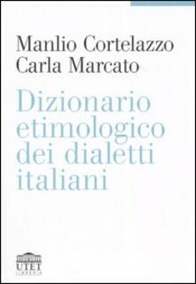 Listadelpopolo.it Dizionario etimologico dei dialetti italiani Image