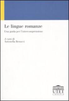 Squillogame.it Le lingue romanze. Una guida per l'intercomprensione Image