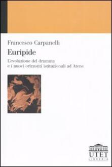 Osteriacasadimare.it Euripide. L'evoluzione del dramma e i nuovi orizzonti istituzionali ad Atene Image