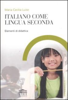 Winniearcher.com Italiano come seconda lingua. Elementi di didattica Image