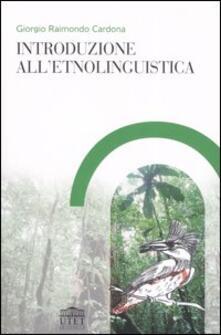 Osteriacasadimare.it Introduzione all'etnolinguistica Image