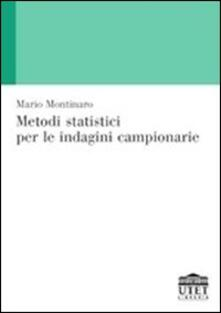 Metodi statistici per le indagini campionarie.pdf