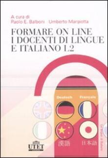 Warholgenova.it Formare on line i docenti di lingue e italiano L2 Image