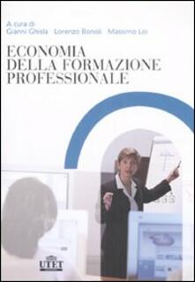 Radiospeed.it Economia della formazione professionale Image