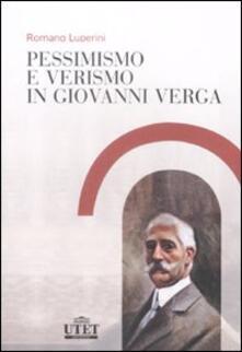 Nicocaradonna.it Pessimismo e verismo in Giovanni Verga Image