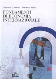 Atomicabionda-ilfilm.it Fondamenti di economia internazionale Image