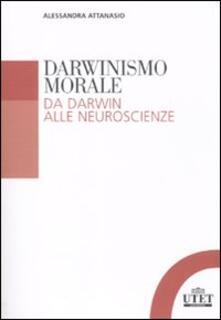 Aboutschuster.de Darwinismo morale. Da Darwin alla neuroscienze Image