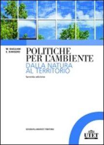 Libro Politiche per l'ambiente Egidio Dansero , Marco Bagliani